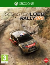 Cover Sébastien Loeb Rally Evo