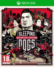 Cover Sleeping Dogs: Definitive Edition (Xbox One)