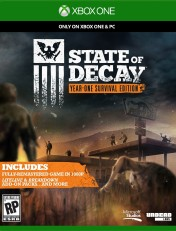 Cover State of Decay: Year One Survival Edition