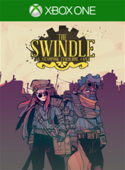 Cover The Swindle (Xbox One)