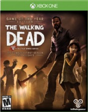 Cover The Walking Dead: A Telltale Games Series - Game of the Year Edition