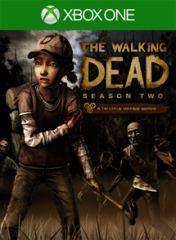 Cover The Walking Dead: Season Two - A Telltale Games Series (Xbox One)