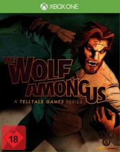 Cover The Wolf Among Us (Xbox One)