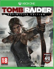 Cover Tomb Raider Definitive Edition (Xbox One)