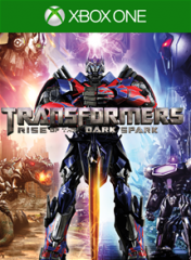 Cover Transformers: Rise of the Dark Spark
