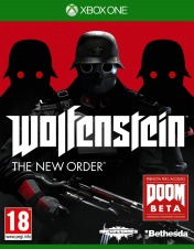 Cover Wolfenstein: The New Order (Xbox One)