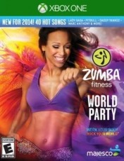 Cover Zumba Fitness World Party
