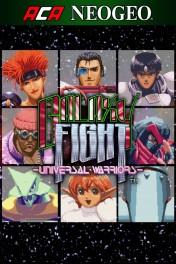 Cover ACA NeoGeo: Galaxy Fight - Universal Warriors