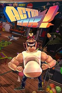 Cover Action Henk