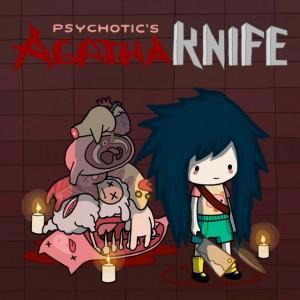 Cover Agatha Knife