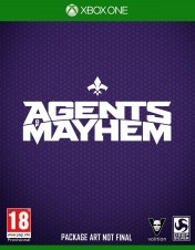 Cover Agents of Mayhem (Xbox One)