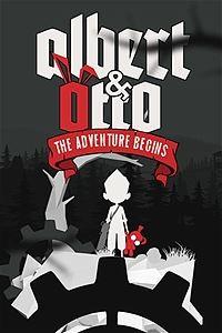 Cover Albert & Otto: The Adventure Begins