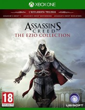 Cover Assassin's Creed: The Ezio Collection