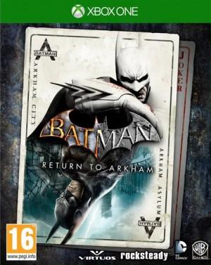 Cover Batman: Return to Arkham (Xbox One)