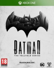 Cover Batman: The Telltale Series