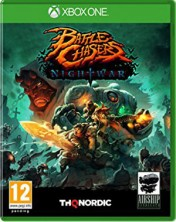 Cover Battle Chasers: Nightwar (Xbox One)