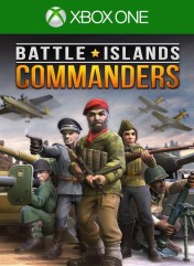 Cover Battle Islands: Commanders (Xbox One)