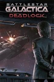 Cover Battlestar Galactica Deadlock