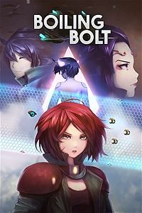 Cover Boiling Bolt