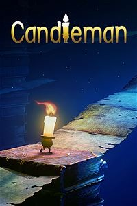Cover Candleman