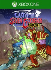 Cover Cast of the Seven Godsends: Redux