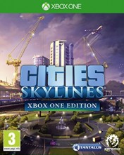 Cover Cities: Skylines (Xbox One)