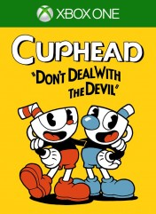 Cover Cuphead (Xbox One)