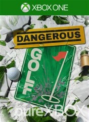 Cover Dangerous Golf