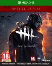 Cover Dead by Daylight (Xbox One)