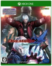 Cover Devil May Cry 4: Special Edition (Xbox One)