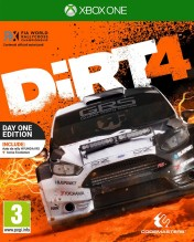 Cover DiRT 4 (Xbox One)