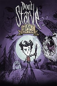 Cover Don't Starve: Giant Edition