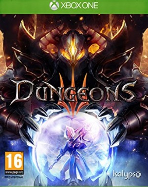 Cover Dungeons 3 (Xbox One)