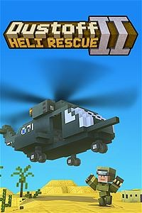 Cover Dustoff Heli Rescue 2