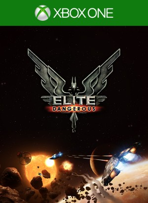 Cover Elite: Dangerous