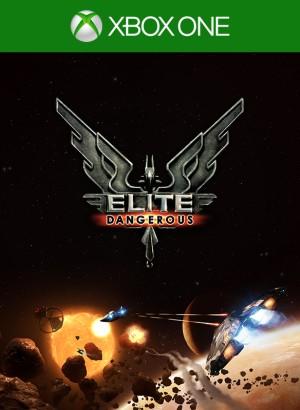 Cover Elite: Dangerous (Xbox One)