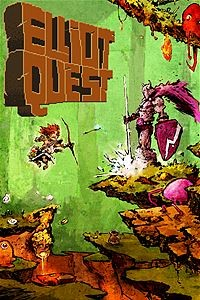 Cover Elliot Quest