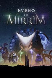 Cover Embers of Mirrim