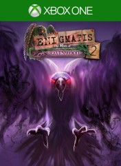 Cover Enigmatis 2: The Mists of Ravenwood