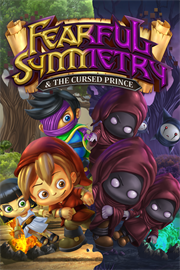 Cover Fearful Symmetry & The Cursed Prince