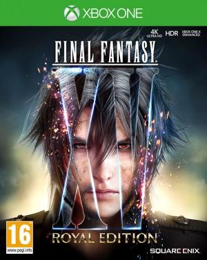 Cover Final Fantasy XV: Royal Edition