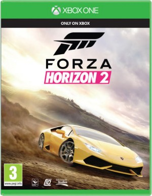 Cover Forza Horizon 2 (Xbox One)