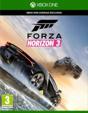 Cover Forza Horizon 3 (Xbox One)