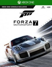Cover Forza Motorsport 7 (Xbox One)