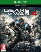 Cover Gears of War 4 (Xbox One)