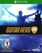 Cover Guitar Hero Live (Xbox One)