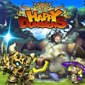 Cover Happy Dungeons