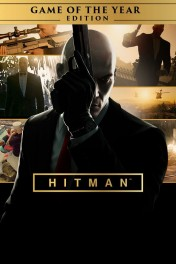 Cover Hitman: Game of the Year Edition