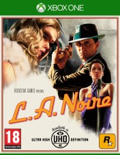 Cover L.A. Noire (Xbox One)