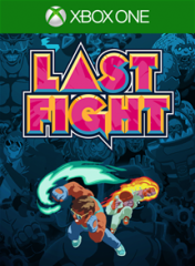 Cover LASTFIGHT